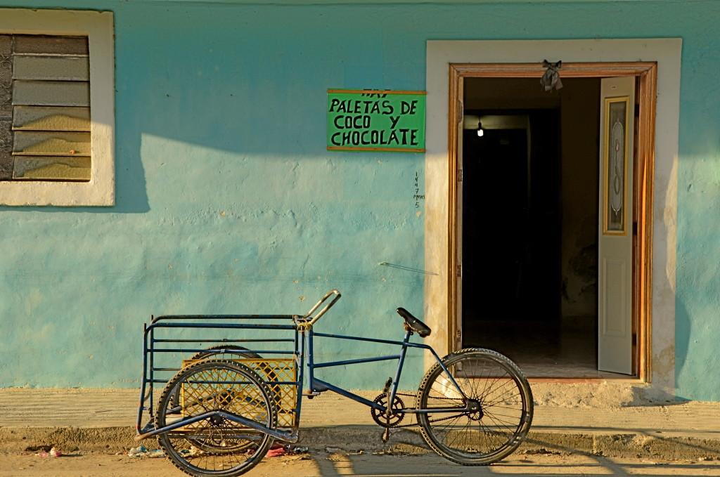 Yucatan Rural Village