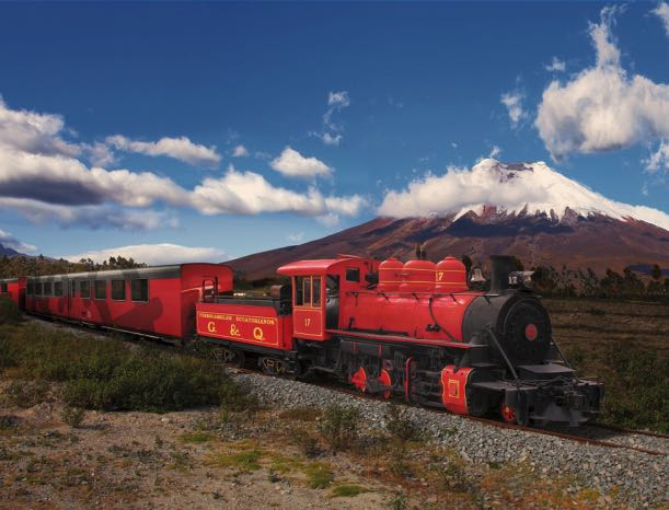 South America's Most Romantic Train Journey