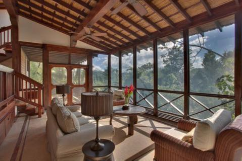 Luxury Jungle Lodges of Belize