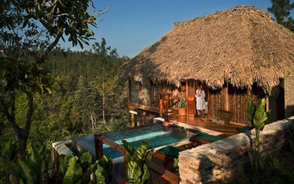 Belize's Luxury Jungle Lodges