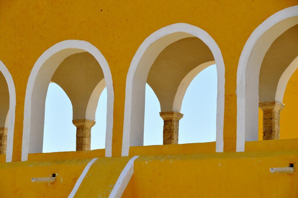 Yucatan's Yellow City