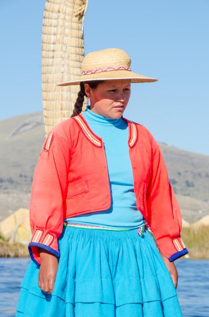 Peru's indigenous people