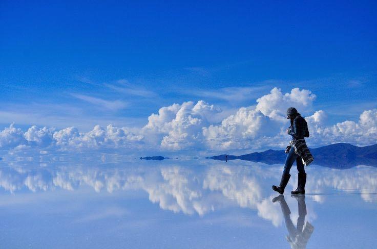 Bolivia's Incredible Salar de Uyuni