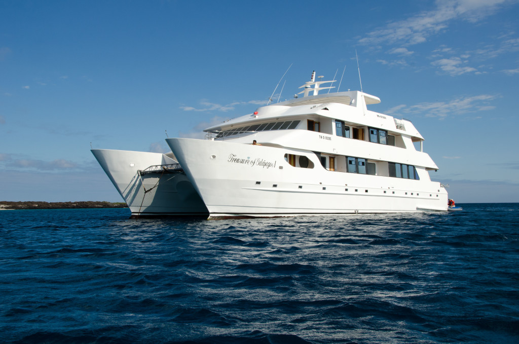 Luxury Galapagos Cruise