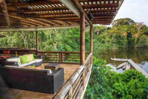 The Spectacular Jungle Setting of La Selva