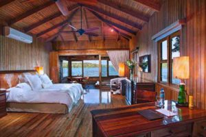 One of the Luxurious Suites at Las Lagunas