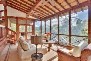 Treehouse Suite Overlooking the Jungle
