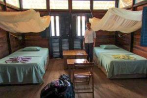 One of Uacari's Rooms