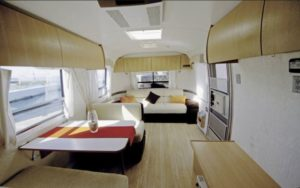 The Luxurious Interior of a Bolivian Airstream