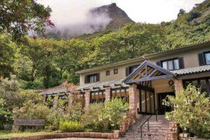 The Sanctuary Lodge at Machu Picchu