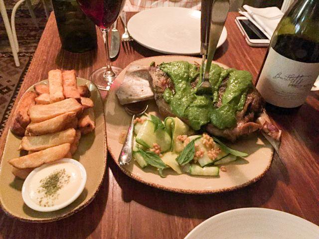 australian food sydney restaurant