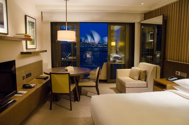 luxury hotel in sydney australia
